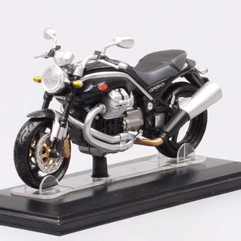 цена на Children's Mini 1/22 scale Starline Italeri MG Moto Guzzi Griso motorbike Diecasts & Toy Vehicles motorcycle model of collection