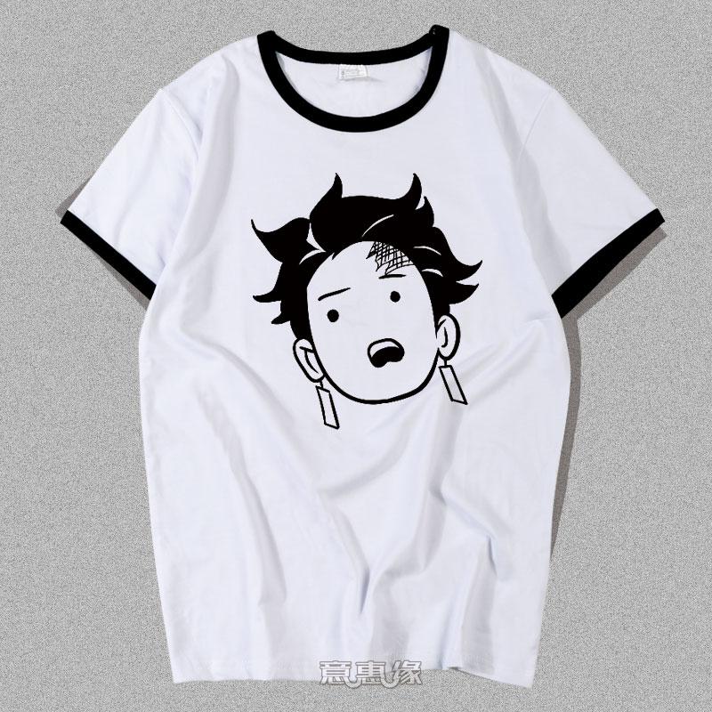 鬼灭之刃新T恤模板03