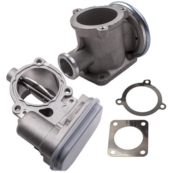 Throttle Body + EGR Valve 11717793484 for BMW 3er E90 E91 E92 / 5er E60 E61 535d image