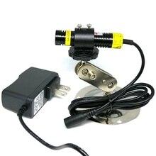 515 нм 10 мВт 1668 мм +зеленый генератор лазер модуль точка линия крест W DC12V адаптер +% 26 держатель