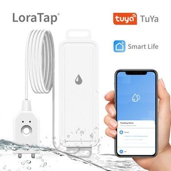 Sensor fugas de agua Wifi