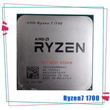Amd Ryzen 7 1700 R7 1700 3.0 Ghz Acht-Core Zestien-Draad Cpu Processor 65W YD1700BBM88AE Socket AM4