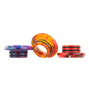 15pcs Newest 810 Drip Tip for 810 thread vaporizer tank colorful falcon king Creed RTA etc drip tip 810