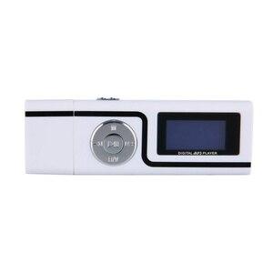 Image 5 - Портативный mp3 плеер с USB и ЖК дисплеем, компактный спортивный плеер с поддержкой карт Micro SD, TF