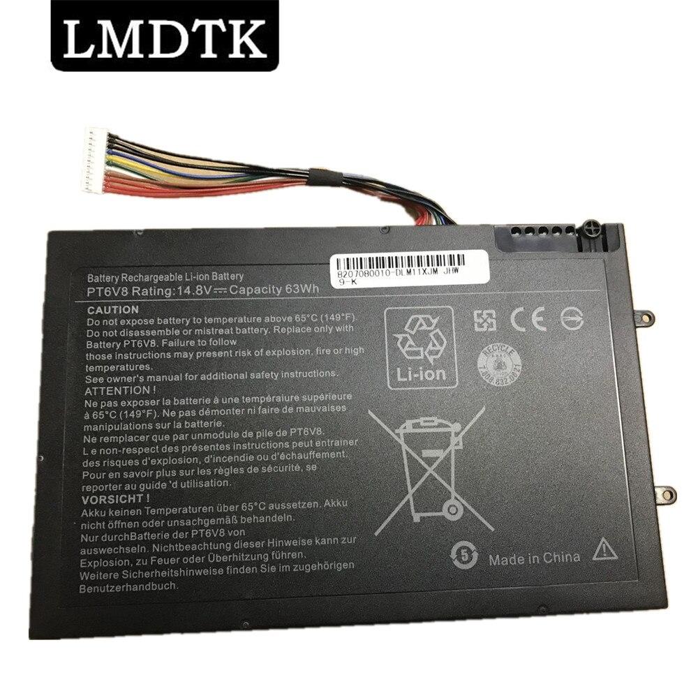 LMDTK New Laptop Battery For Dell Alienware M11x M14x R1 R2 R3 08P6X6 8P6X6 P06T T7YJR PT6V8