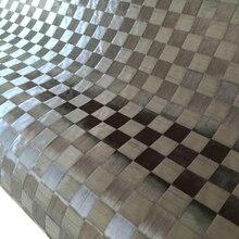 18x18 88g 12K Spread Tow Carbon Fiber Fabric Repair Use Carbon Cloth 0.5mx1m