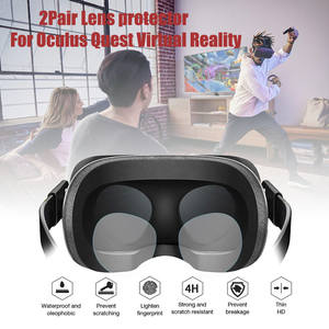 Lens-Protector Virtual-Reality Oculus Rift Quest Tpu-Film for HD 4pc