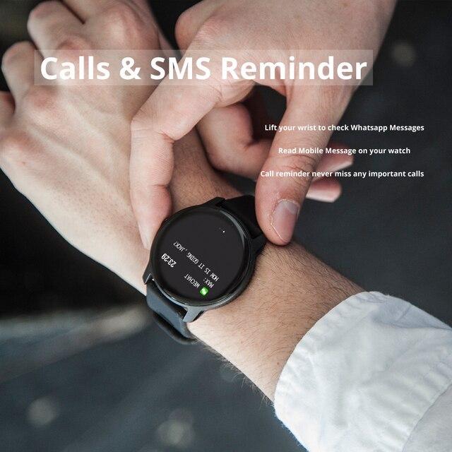 8 Sport Modes Unisex Fitness Smart Watch 2