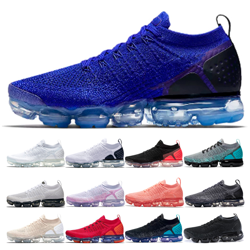 New Brand Signal Blue Running Shoes Air Triple White Black Cream Dusty Cactus Max Olympic Men Women Red Orbit Vapormax Outdoor