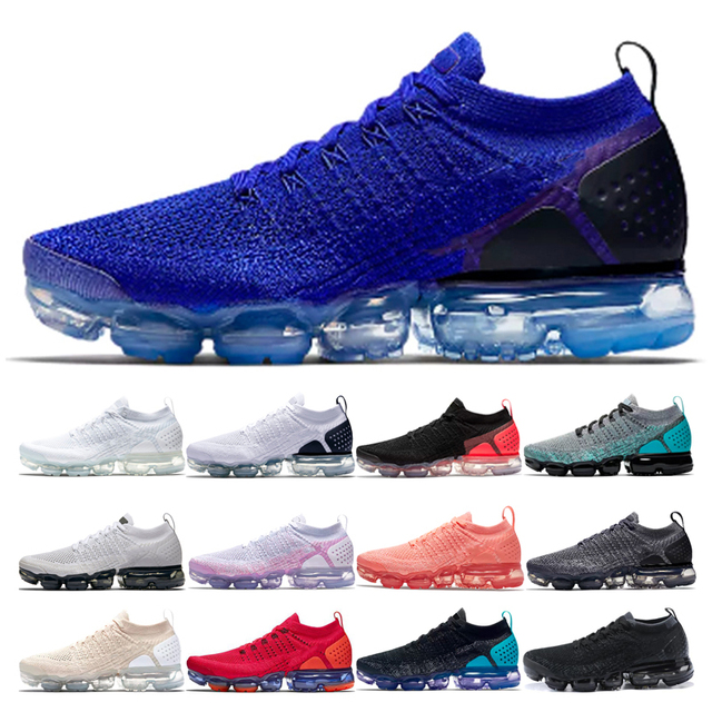 $ US $29.80 New brand signal blue Running Shoes Air Triple White Black Cream Dusty Cactus Max Olympic Men Women Red Orbit Vapormax Outdoor