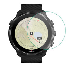 Tempered Glass Protective Film Clear Guard Protection For Suunto 7 Suunto7 Sport Watch