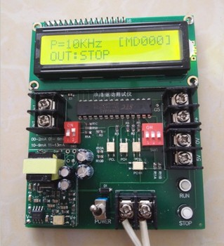 Single Drive Tester, Optocoupler Online Test, Suitable for Servo / Stepper / Inverter That Cannot Be Driven