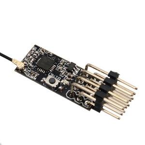 Image 2 - Mini receptor Frsky D8 PPM PWM de 11x25mm, 2,4G, 4 canales, 3,5 10V, para transmisores FRSKY X9D Plus X9E DJT/DFT/DHT RC avión FPV carreras