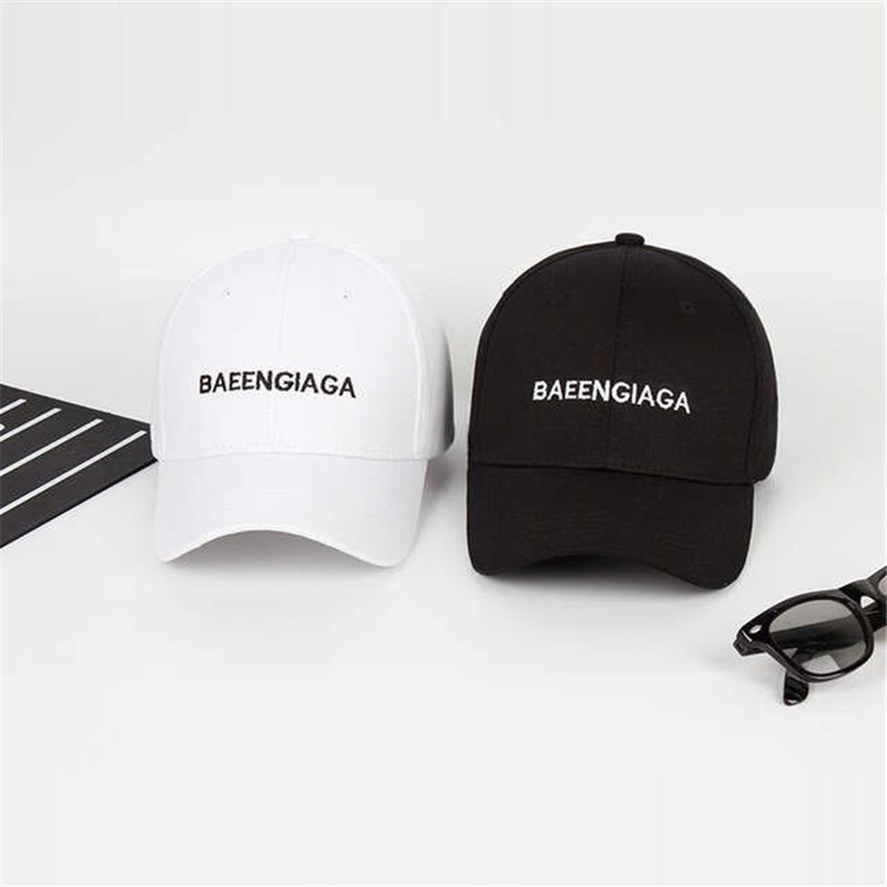 Luxury Brand Letters Embroidery Baseball Hat For Men Women Cotton Casquette Caps Dad Bone Snapback Slipknot Hats Hip Hop Cap