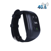 Bracelet Emergency-Alarm Sos-Button LTE GSM 4G Wristband Tracking Blood-Pressure-Monitor