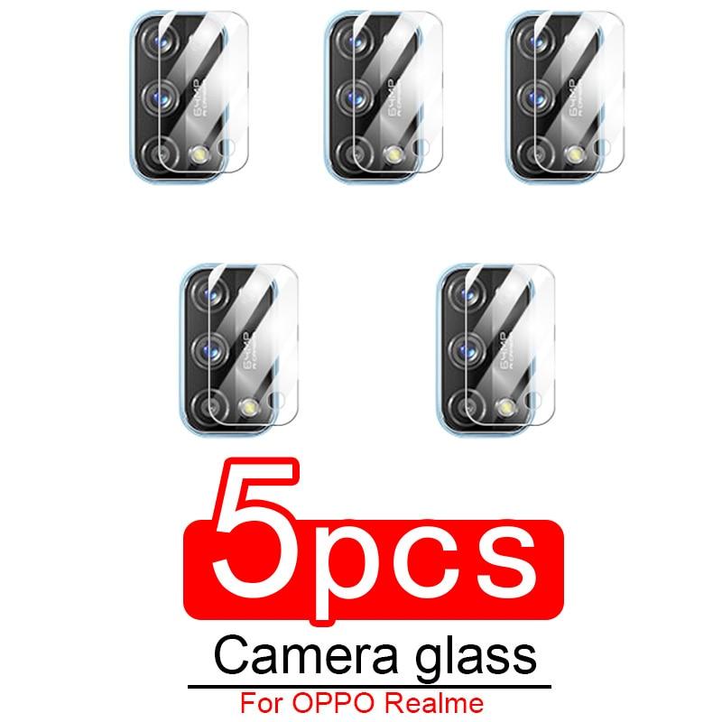 5 шт. стекло для объектива камеры oppo a53 a53s a93 a73 5g a92 a72 a52 защита для экрана на realme 7 pro 6 6pro 7 7i 6i 5 5i c17 c15 c12
