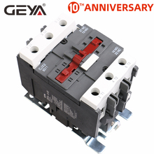 цена на GEYA CJX2-8011  9511 Magnetic AC Contactor 80A 95A Industrial Electric Contactor 1NO1NC with 220V or 380V Coil
