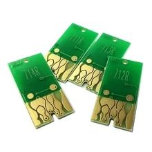 T0711 T0712 T0713 T0714 Система непрерывной подачи чернил струйный принтер чернильный картридж чип