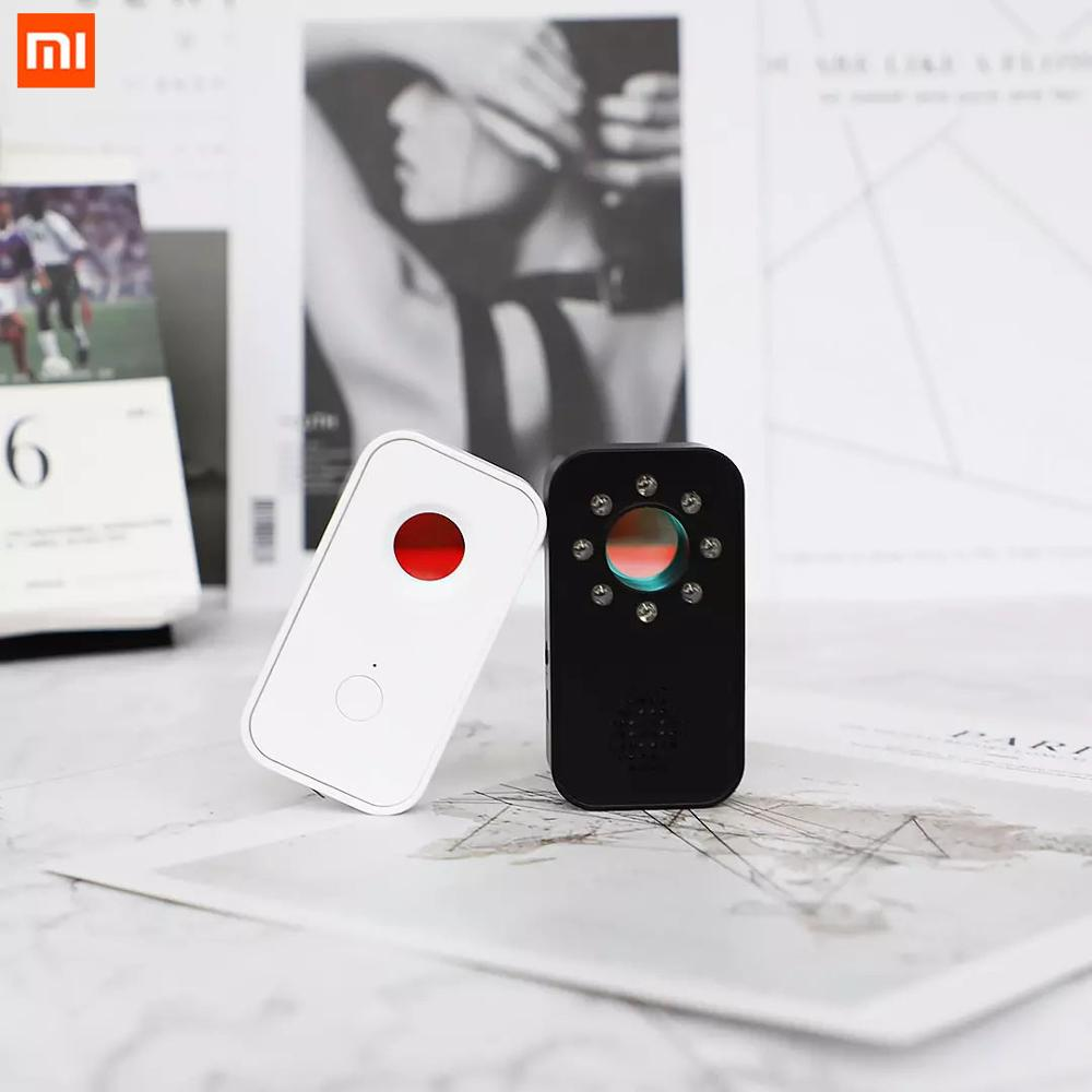 Xiaomi Infrared Detector Anti-Sneak USB Charge Scanner For Find Hidden Pinhole Camera Built-In 3D Omnidirectional Sensor Chip