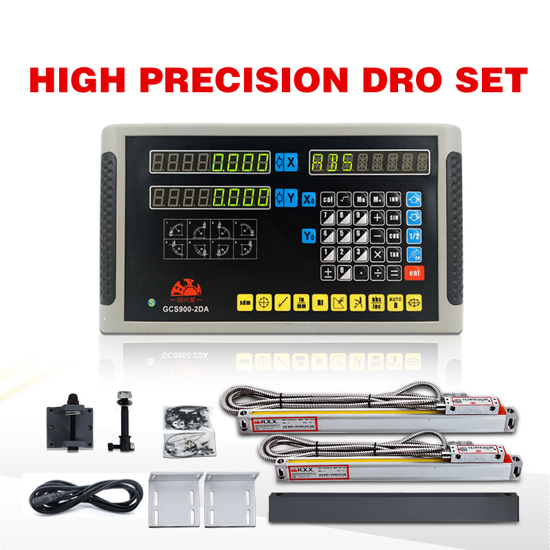 HXX high resolution digital readout dro linear scale milling drilling machine|Level Measuring Instruments| |  - title=