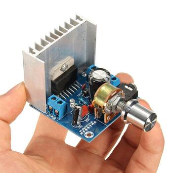 Płyta wzmacniacza zasilania moduł wzmacniacz Audio Stereo podwójny kanał AMP moduł AC DC 12V TDA7297 regulowana głośność cyfrowy wzmacniacz tanie i dobre opinie CN (pochodzenie) Głośniki DO WZMACNIACZA Dla gracza TDA7297 Version Amplifier Board Pakiet 1