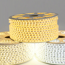 MOONSHADOW LED Light Strip Waterproof Bright Dimmable SMD283