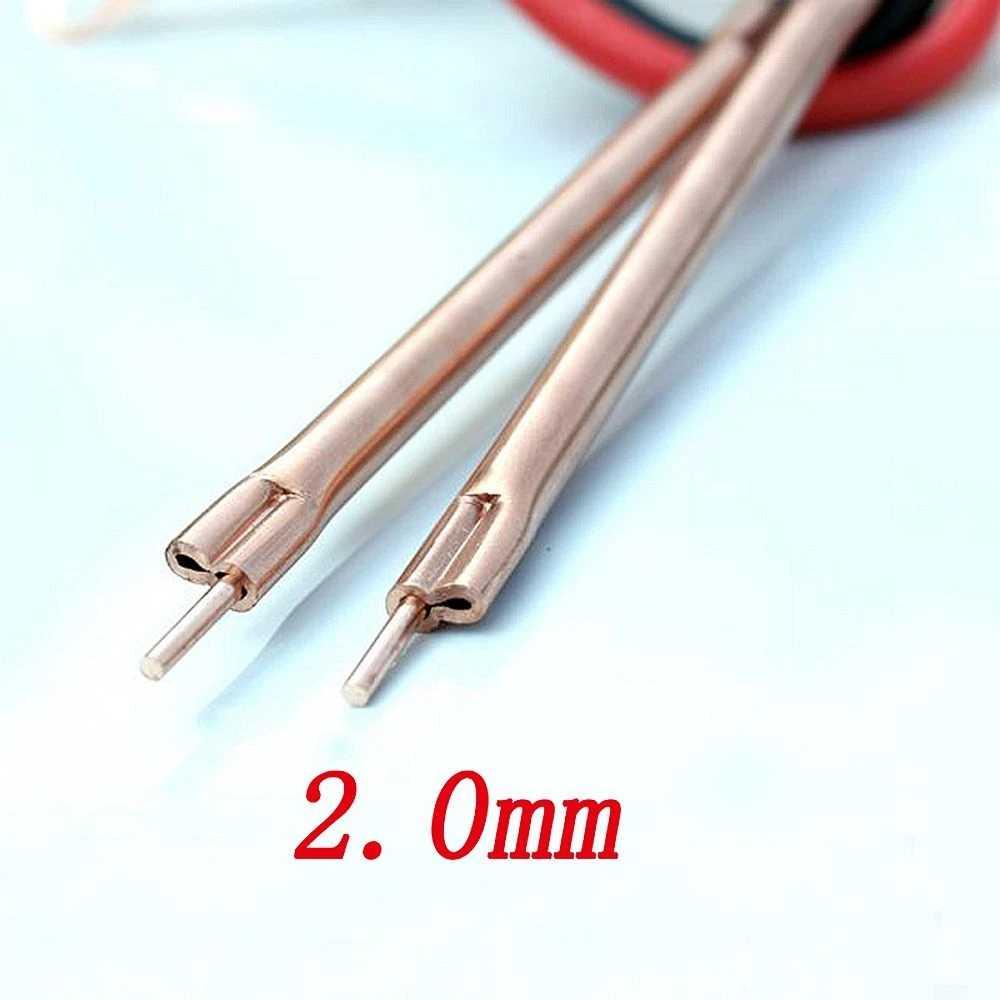 Acessórios de solda máquina de solda a ponto caneta conjunto completo de acessórios DIY 12V bateria de armazenamento de energia de solda a ponto portátil machin