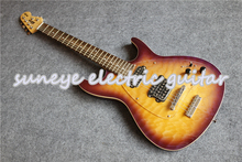 2019 New Arrival Steve Morse Signature Music Man Style SM-Y2D Electric Guitar Left Handed Guitar Kit Custom Available стоимость