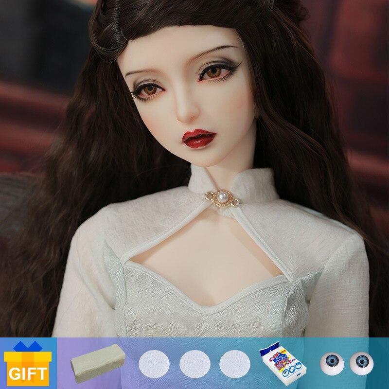 Shuga Fairy 1/3 Doll BJD Kosaka Resin Dolls Fullset Complete Professional Makeup Toy Gifts Movable Joint Doll