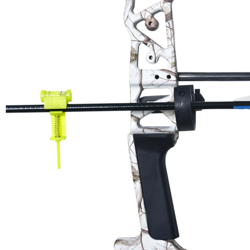 Combo Archery Level Tuning Assembly Compound Bow Arrow Nock Snap Hunting