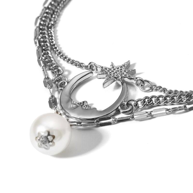 珍珠脚链-5