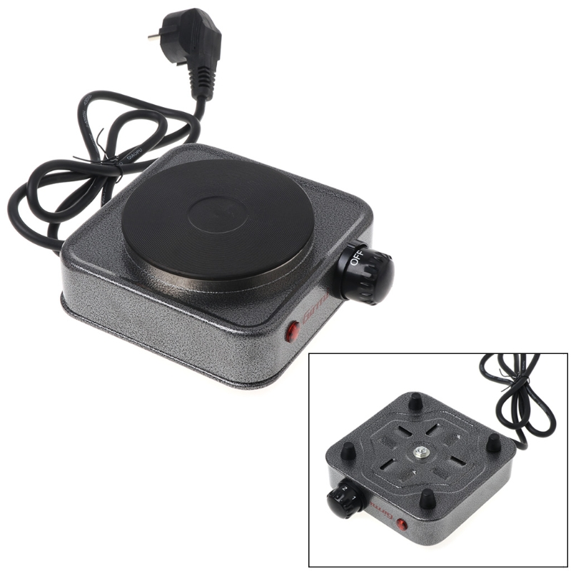 Mini Electric Stove Coffee Heater Plate 500W Multifunctional Home Appliance Kit 19QE