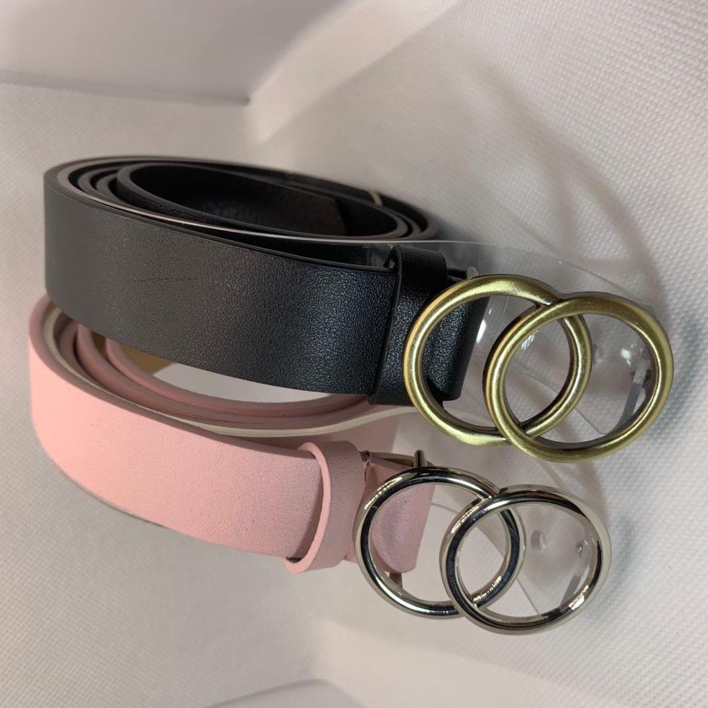 Double Ring Buckle Belt 10