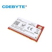 Ebyte E70-868T14S CC1310 868MHz 14dBm IoT Module CC1101 UART SMD Modbus Wireless Transmitter Receiver RSSI IO Port IPEX