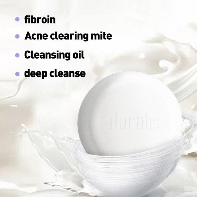 100 г увлажняющий козье молоко мыло для удаления прыщей поры, акне шелка обработки мыло очиститель Уход за лицом мыть основе мыло
