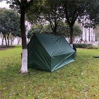 Multifunktions Kolbenstangenlosen Camping Zelt Outdoor Hängematte Plane Markise Sonnendach Schatten Wasserdicht Strand Camping Matratze Kostenloser Versand|Zelte|Sport und Unterhaltung -