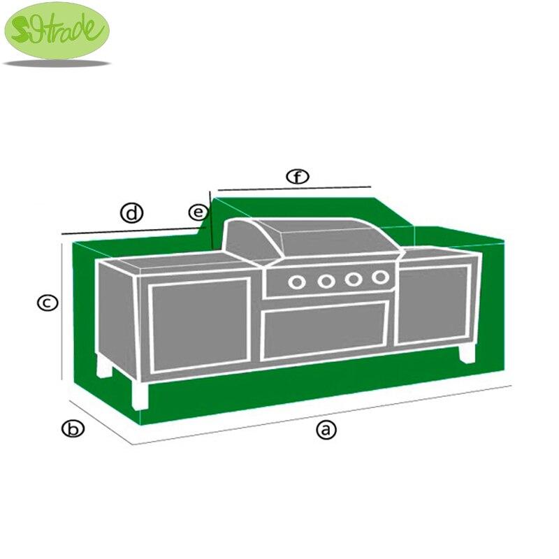 Housse de barbecue et de Bar sur mesure | 1 Pc, MOQ, Logo imprimé disponible, matériel de qualité supérieure, étanche aux intempéries pour l'extérieur