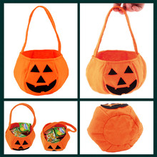 Lovely Pumpkin Handbag Halloween Candy Bag Girls Shoulder Messenger Bag Ladies Messenger Shoulder Bag Casual Purse Handbag japanese women ladies girls preppy style handbag lolita bowknot shoulder bag jk uniform messenger bag 3 way daypack school bag