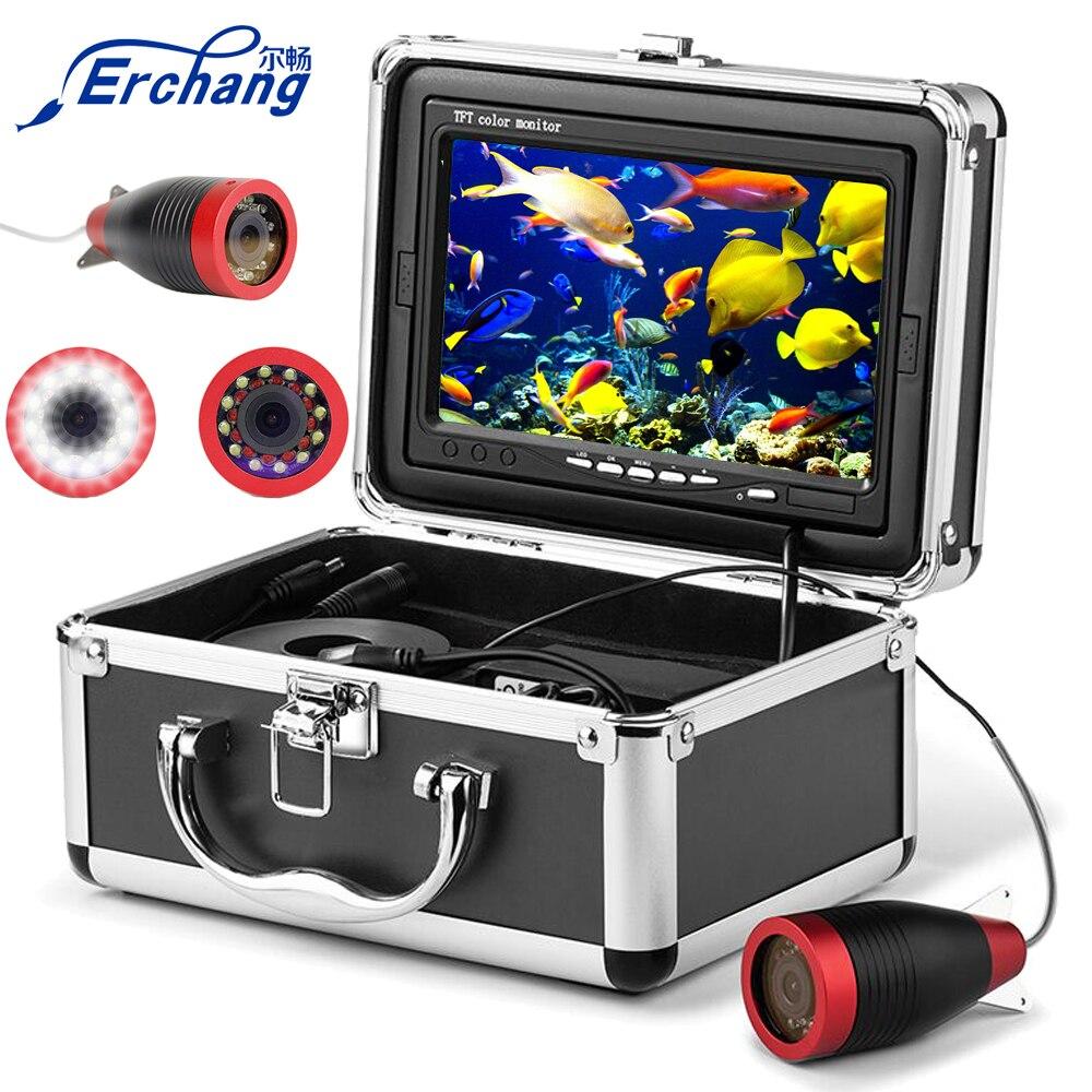 Erchang Fisch Finder Unterwasser Angeln Kamera 7