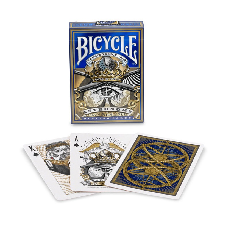 bicycle-astronomy-club-808-deck-bicycle-playing-cards-deck-magic-cards-font-b-poker-b-font-size-uspcc-limited-edition-magic-props-magia-tricks