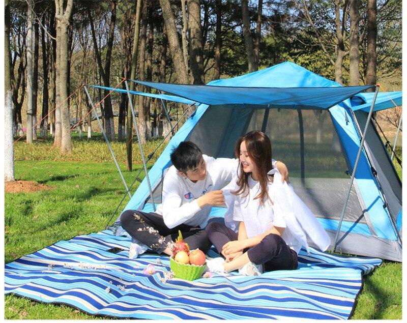 de acampamento impermeável ao ar livre trekking