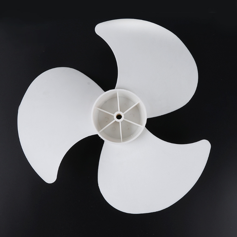 Big Wind 12inch Plastic Fan Blade 3 Leaves Stand/Table Fanner Accessories