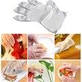 Пластиковые перчатки для еды, одноразовые перчатки для ресторана, перчатки для еды, перчатки для фруктов, овощей, кухонные аксессуары, Пряма...