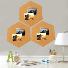 Cork-Board Memo Wall-Decoration Bulletin Letter 215x185mm Photos-Display Self-Adhesive