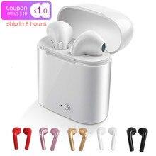 Hot Sale Factory I7s Tws Wireless Bluetooth EarphoneHeadset