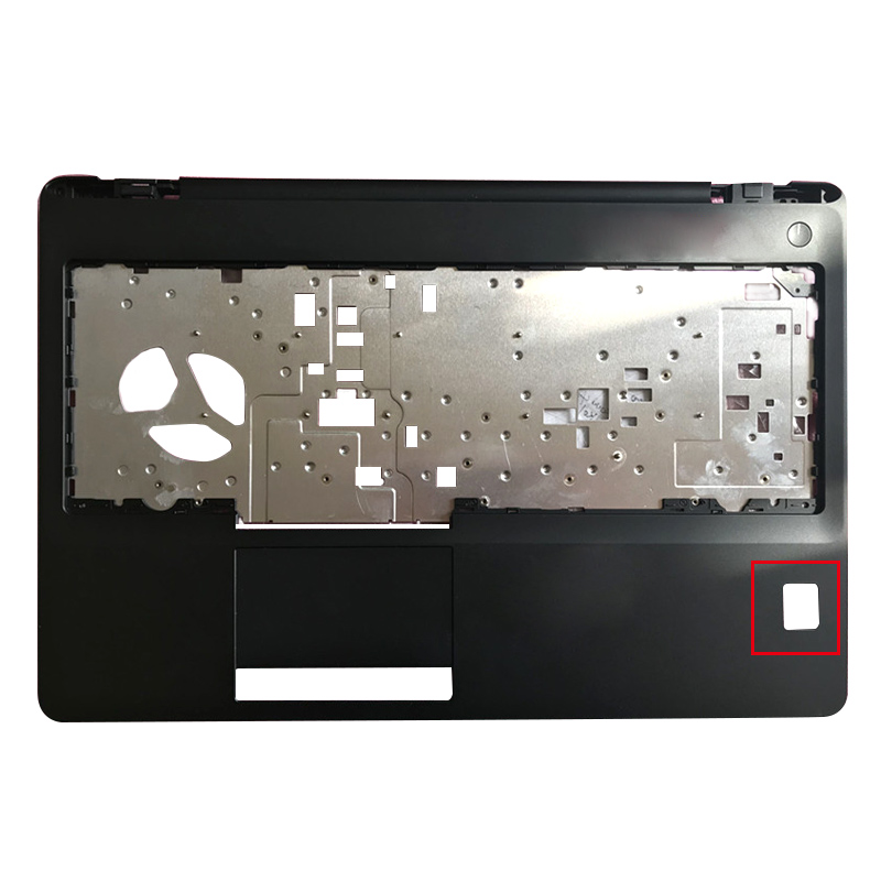 NEW Laptop Palmrest Upper Case For <font><b>Dell</b></font> Latitude 5570 E5570 Precision <font><b>3510</b></font> Plamrest Keyboard Bezel R4FXR 0R4FXR A151N5 image