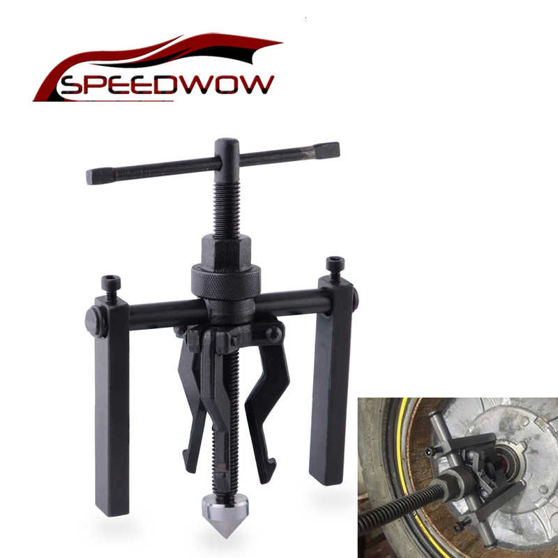 """6/""""Heavy Duty Disassemble 2Jaw Gear Hub Bearing Puller Extractor Remover Part Kit"""
