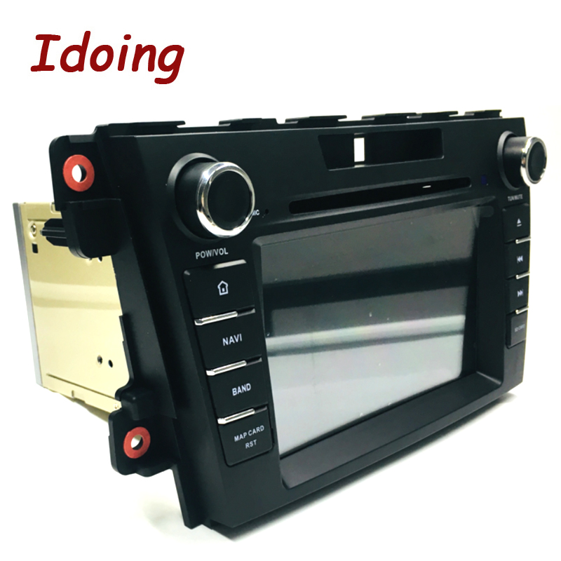 Image 4 - Idoing 2Din Steering Wheel Android 9.0 Fit mazda cx 7 CX 7 CX7 Car DVD Player 8Core 4G+64G GPS Navigation IPS Screen WiFi OBD2car dvd playerdvd car playermazda cx7 android -