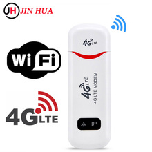 sim 4G Hotspot Router LTE USB wifi modem 3g 4g usb Stick dongle car wifi router 4g lte dongle network adaptor with sim card slot