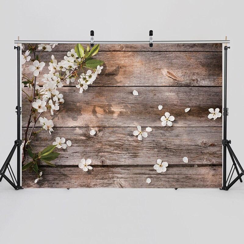 Винтажный фон для фотосъемки с изображением лепестков дерева реквизит для фотосъемки художественный тканевый цифровой фон для студийной фотосъемки аксессуары для видеосъемки Фон для фотосъёмки    АлиЭкспресс